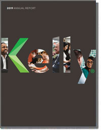 KELLY SERVICES INC 2018 Annual Report