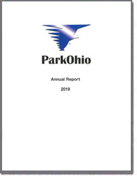 PARK-OHIO HOLDINGS CORP 2018 Annual Report