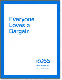 ROSS STORES INC 2019 Annual Report