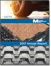MYERS INDUSTRIES INC 2017 Annual Report
