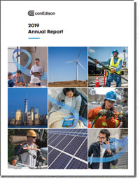 CONSOLIDATED EDISON, INC. 2016 Annual Report