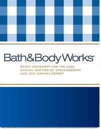L BRANDS INC 2018 Annual Report