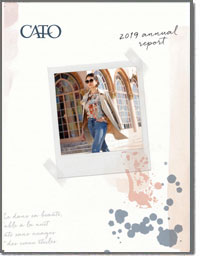 CATO CORPORATION (THE) 2018 Annual Report