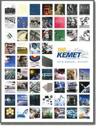 KEMET CORP 2019 Annul Report