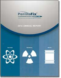 PERMA-FIX ENVIRO SERVICES INC 2016 Annul Report