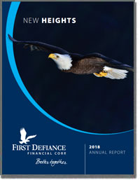 FIRST DEFIANCE FINANCIAL CORP 2016 Annual Report