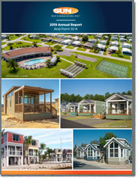 SUN COMMUNITIES INC 2016 Annual Report