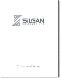 SILGAN HOLDINGS INC 2016 Annual Report
