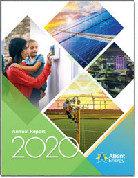 ALLIANT ENERGY CORPORATION 2016 Annual Report