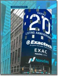 EXACTECH INC 2016 Annual Report