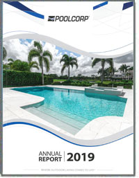 POOL CORPORATION 2018 Annual Report