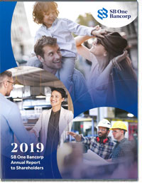 SUSSEX BANCORP 2018 Annual Report