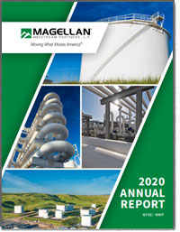 MAGELLAN MIDSTREAM PARTNERS LP 2016 Annual Report