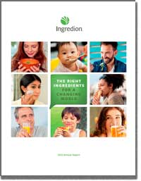 INGREDION INCORPORATED 2016 Annual Report