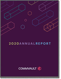COMMVAULT SYSTEMS INC 2018 Annul Report