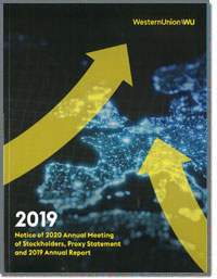 WESTERN UNION COMPANY 2016 Annul Report