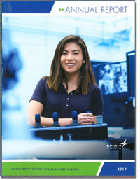 SPIRIT AEROSYSTEMS HOLDINGS INC 2016 Annual Report